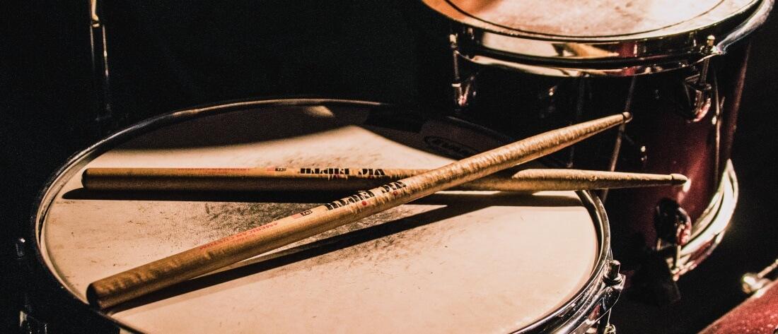 pałki perkusyjne